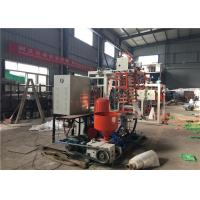 Wholesale HDPE LDPE Plastic Blown Film Machine 45mm Screw Diameter Improved Production Capacity from china suppliers