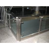 Wholesale Mirrror Polished Stainless Steel Outdoor Handrails Satin Polished Guardrail from china suppliers