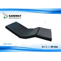 Quality Black Color Hospital Bed Mattress With 2cm Coconut And Palm Fiber , 6cm Sponge Material for sale