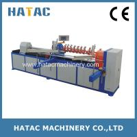 Wholesale Fully Automatic Paper Core Recutter,Paper Tube Cutting Machine,Paper Can Recutter from china suppliers