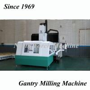 China Large Gantry Milling Machine High Precision Energy Saving Long Lifespan on sale
