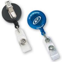 Wholesale Round Secure-A-Badge™ with Alligator Clip from china suppliers