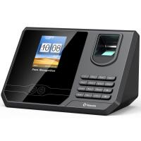 Wholesale New Design Optional WiFi Standard TCP/IP Biometric Face Attendance System FF395 from china suppliers