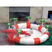 Wholesale Sea Animals Theme Water Park Kids Inflatable Pool for Homeusing  from china suppliers