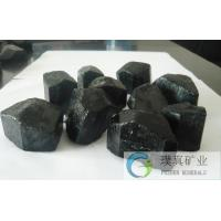 Buy cheap Professional manufacture direct sale khan steam room grade excellent black Tourmaline from wholesalers