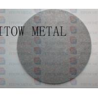 Wholesale 2015 hot sale micron sintered titanium filter disc from china suppliers