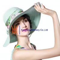 Wholesale Customized Womens Church Hats Fabric With Decorations Fashion for Church from china suppliers