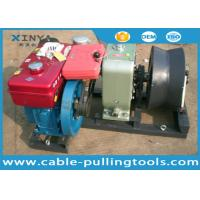 Wholesale 5 Ton Speedy Diesel Power Cable Pulling Winch for Power Construction from china suppliers