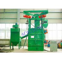 Wholesale Rust Removal Hanger Type Shot Blasting Machine With PLC Control from china suppliers