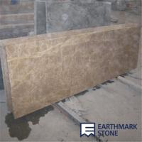 Quality Light Emperador Brown Kichen Marble Countertop for sale