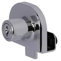 Wholesale 238 Single glass door lock from china suppliers