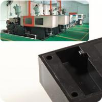 All the plastic parts mold of Extension Cord Retractor one-time by full-automatic injection machine