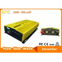Wholesale High Frequency Pure Sine Wave DC To AC Inverter 220v - 240v 2000w 3000w Portable from china suppliers