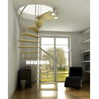 Wholesale Stainless Steel Custom Spiral Staircases For Commercial from china suppliers