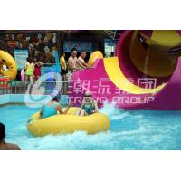 Wholesale Children waterslide above ground pool water slide for family interactive water play from china suppliers