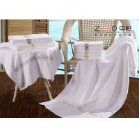 Wholesale Professional Hotel Pool Towels 100% Cotton With Embroidered Logo from china suppliers