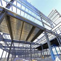 Wholesale Q355B Light Steel Frame Prefabricated Prefab Steel Structure Building from china suppliers