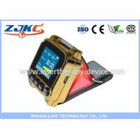 Wholesale Portable Low Level Laser Therapy Watch For Controlling High Blood Pressure , DC 2.5V from china suppliers