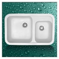Wholesale Easy Maintained Acrylic Sink (T-6821) from china suppliers