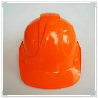 Quality Good price industrial safety helmet / safety hard hat with chin strap for sale