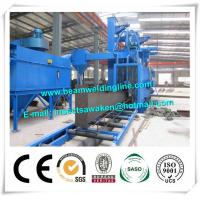 Wholesale Roller Conveyor H Beam Shot Blasting Machine For Cleaning Rust from china suppliers