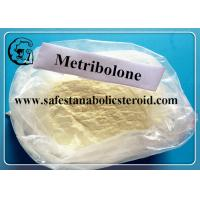 Wholesale 99.9% Safest Trenbolone Source Raw Metribolone Steroids Hormones For Muscle Gain from china suppliers
