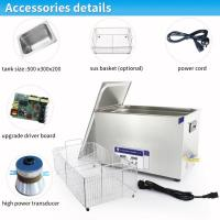 Wholesale Silvercrest Benchtop Ultrasonic Cleaner for cleaning silver jewelly diamond , CE FCC from china suppliers