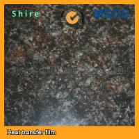 Wholesale Thermal Transfer Marble Effect Film Film , NON Toxic Decorative Wall Film from china suppliers