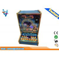 Buy cheap Practical slot game machine coin operated for casino coin pusher game machine from wholesalers