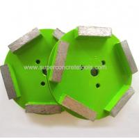 Wholesale 5 Bars Concrete Floor Grinding Discs from china suppliers