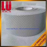 Wholesale High Grade Intensity Honeycomb Glass Bead  Reflective Tape from china suppliers