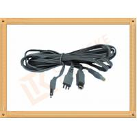 Wholesale Y Type Safety 2.35+Power to 3 Pin Tens Unit Cables OEM / ODM from china suppliers
