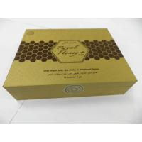 Wholesale Royal Honey Plus Oral Sex Jelly For Men Enhancer Customized Sugar Free from china suppliers