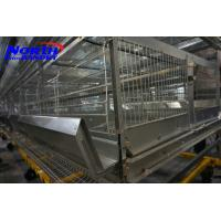 Buy cheap A type chicken cages system from wholesalers