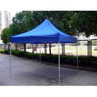 Quality Windproof 420D Oxford Commercial Folding Gazebo Canopy Tent 10x10 for sale