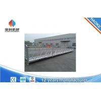 Wholesale 10m Steel  / Aluminum Suspended Access Equipment ZLP1000 For 3 Person Working from china suppliers