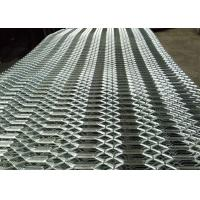 Buy cheap Galvanized gothic expanded metal mesh from wholesalers