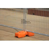 Quality AS4687-2007 portable fencing temporary construction fence temp security fencing for sale