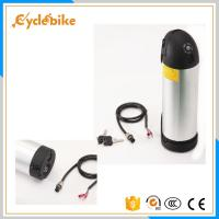 Wholesale Water Bottle Electric Bike Lithium Ion Battery 36v 10.4ah With Custom Size from china suppliers