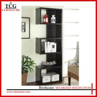 Wholesale TCG 2015 new oem WOODEN modern corner bookcases from china suppliers