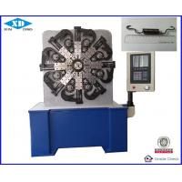 Wholesale Blue Painting CNC Torsion Spring Forming Machine High Efficiency 5.5 KW from china suppliers