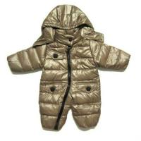 Wholesale Comfort waistband winter fashion designer baby clothes, toddler winter jackets boys from china suppliers