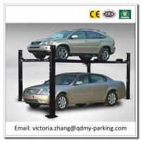 Wholesale On Sale! Cheap 3600kgs Manual Lift Stacker Electric Platform Stacker Car Parking Lift from china suppliers