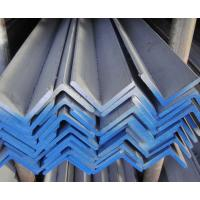 Quality Hot rolled and Hot dipped ss400 Q235 galvanized steel angle for sale