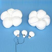 Wholesale Gauze Balls with Cotton Filling from china suppliers