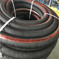 Wholesale 1 1/4 Inch Wear Resistant Industrial Sandblast Rubber Hose 12bar from china suppliers