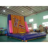 Wholesale velcro inflatable jump walls bouncy castle from china suppliers