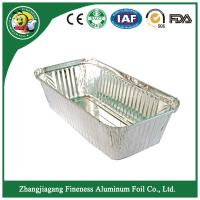 Wholesale Super quality hot sell rectangular aluminum foil bbq container from china suppliers