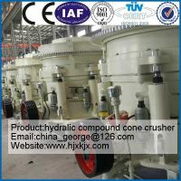 Wholesale hydralic compound cone crusher from china suppliers