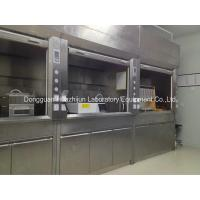 Wholesale Laboratory Benchtop Fume Hood Mental Cabinet 200/315mm Collars SGS Certificated from china suppliers